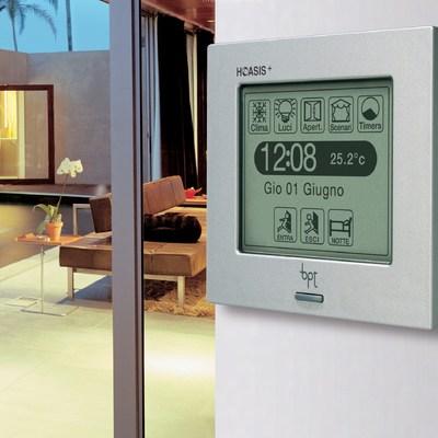calefacción domótica