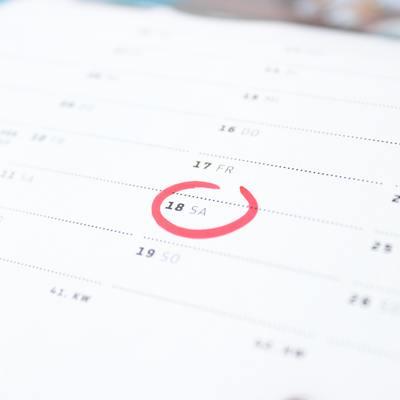 Renta 2017: estas son las fechas que has de marcar en rojo en tu calendario