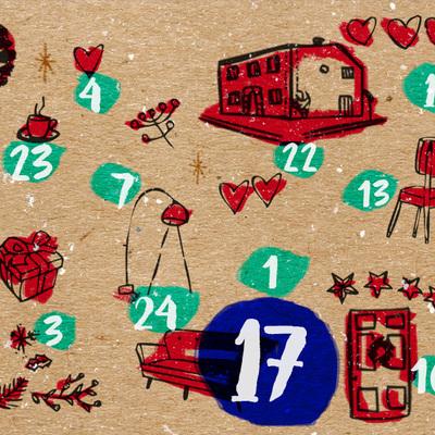 Calendario de Adviento - Día 17: una calefacción económica y ecológica es posible