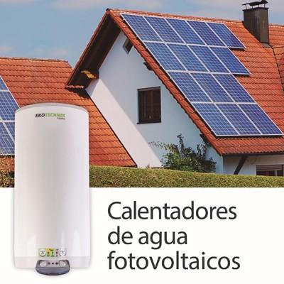 Calentador Hibrido de ACS Fotovoltaico