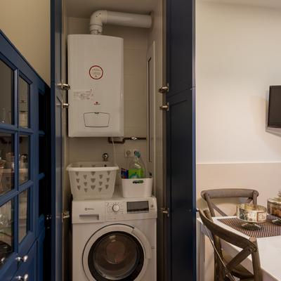 Calentador y rentadora | Proyecto Amigó