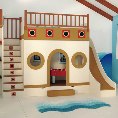 Ideas de habitaciones infantiles para inspirarte habitissimo - Ideas para dormitorios infantiles ...