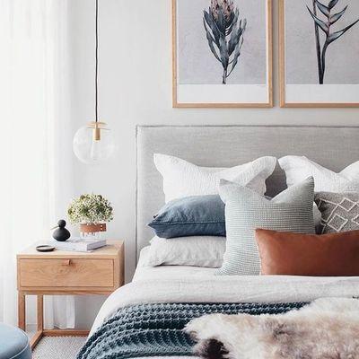 10 ideas fáciles para tener un dormitorio más acogedor