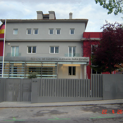 Cámara de Comercio Alemana