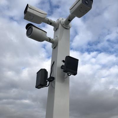 Protección con Analítica de Video