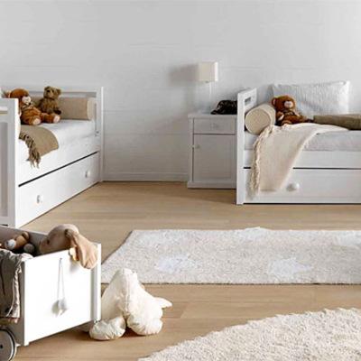 Ideas para la decoración de dormitorios infantiles (Parte I)