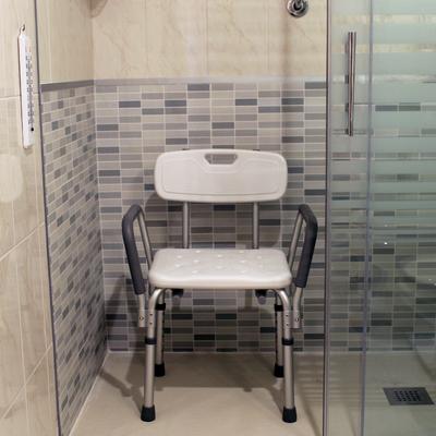 Cambio de bañera con mampara Janeiro