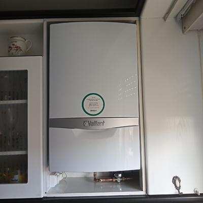 Instalaciones de calefacción y agua caliente sanitaria