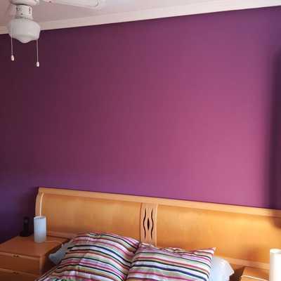 Cambio de color en habitacion