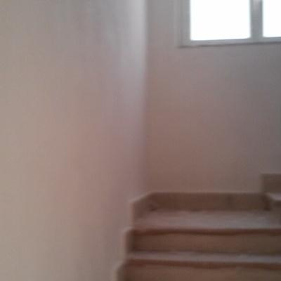 Cambio en portal y escalera