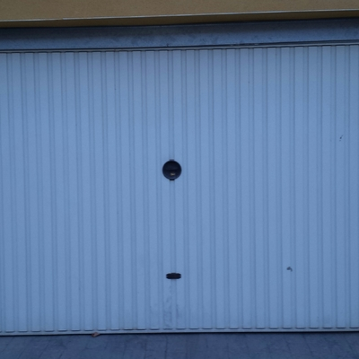 Cambio de puerta de garaje