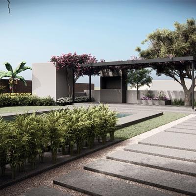 JT - Jardin España