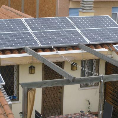 Sistemas solares fotovoltaicos, Barcelona
