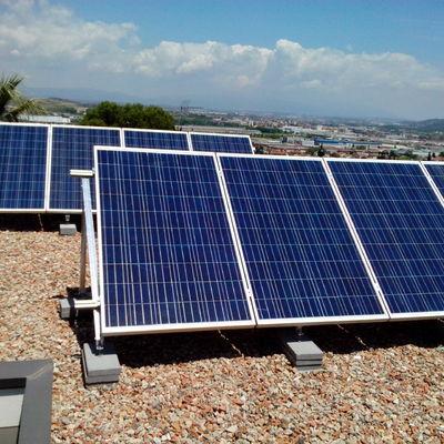 Instalación fotovoltaica, Barcelona