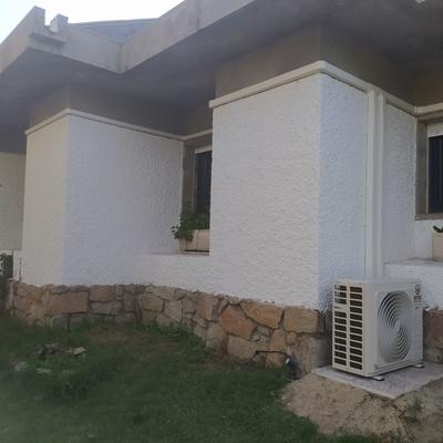 Climatización casa rural