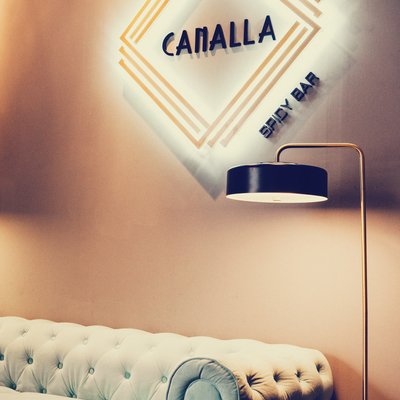 CANALLA | Spicy music bar | Granada