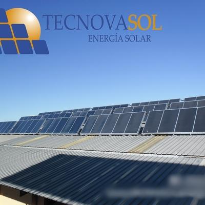 Instalación solar térmica para proceso industrial