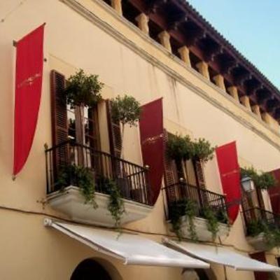 Restauración fachada Cafeteria Capuccino Carrer Sant Miquel, Palma de Mallorca