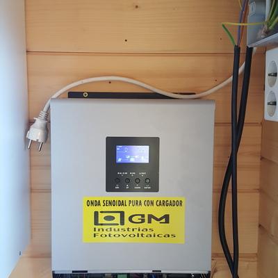Instalacion fotovoltaica 3000w