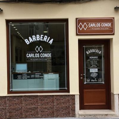 Carlos Conde peluqueros Cartagena