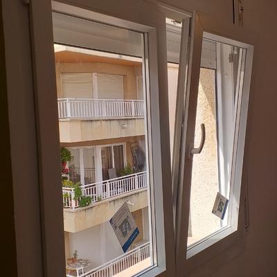 Instalación de ventanas pvc