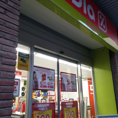 CCTV en supermercado Dia de Cornellà