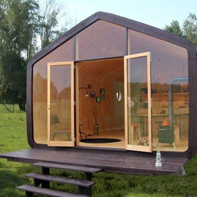 Una casa a tu medida ¡hecha de cartón!
