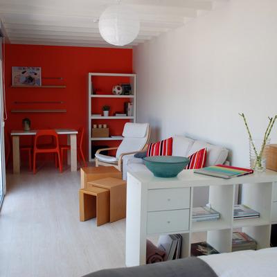 Casa 3x3 Espacios interiores