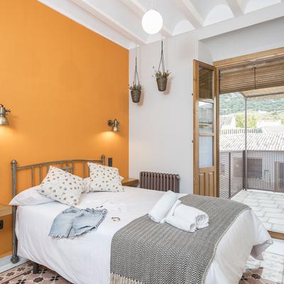 Casa Alojamiento Manuel de la Capilla (habitaciones)