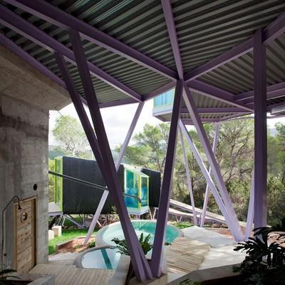 5 casas con piscinas increíbles