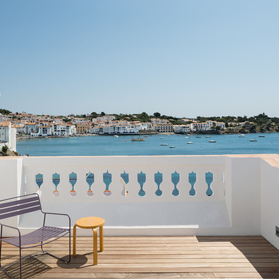 4 casas increíbles que miran al mar