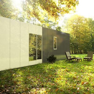 Cube Basic de 36 m2