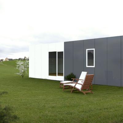 Casa Cube Basic de 50 m2