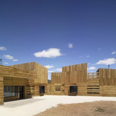 Ideas de casas de madera para inspirarte habitissimo - Casas ecologicas en espana ...