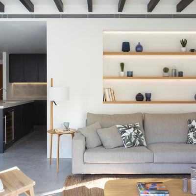 Casa en Son Espanyolet: salón