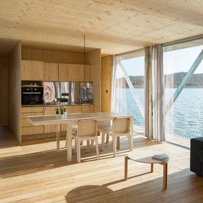 Casa flotante 3