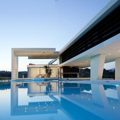 10 Casas futuristas que te asombrarán hoy