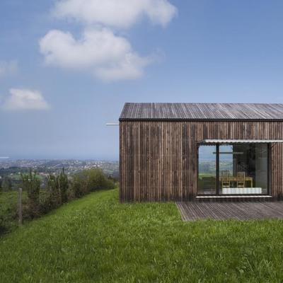 Una casa para disfrutar de las vistas del Mar Cantábrico