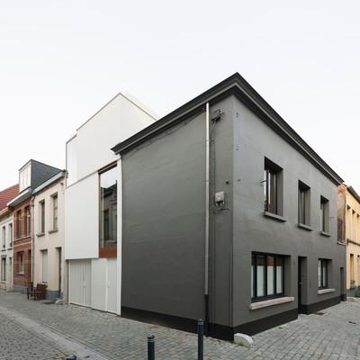 Dos casas que trabajan en equipo para lograr la vivienda perfecta