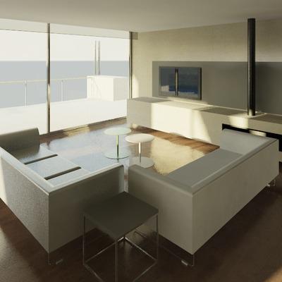 Casa Los Lagos (en proyecto básico)