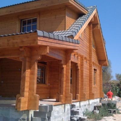 Construcción Casa en Mora
