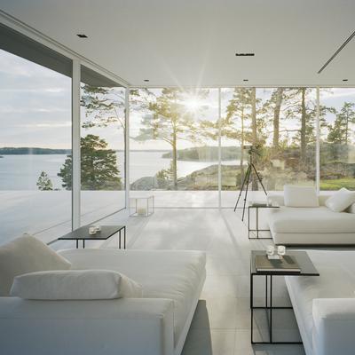 10 Casas de cristal que muy pocos se pueden permitir
