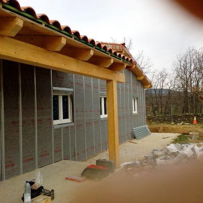 Ideas de construcci n casas prefabricadas para inspirarte - Casa prefabricada navarra ...