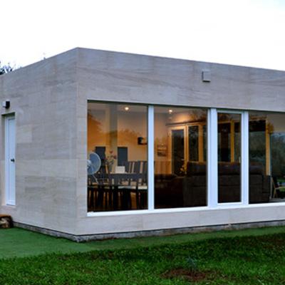 Casa tipo asturiana mejorada del campo madrid - Presupuesto casa prefabricada ...
