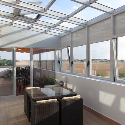 Ideas y fotos de terraza y jard n en albacete para - Cubierta para terraza ...