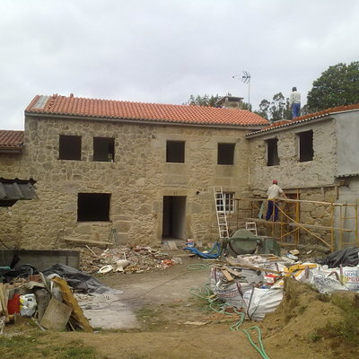 Casa rural, Culleredo
