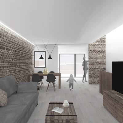 Rehabilitación y ampliación Casa SL