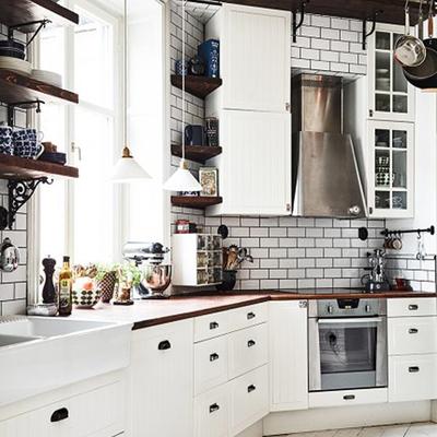 casa sueca vintage