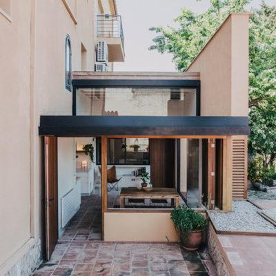 las mejores reformas de casas de estilo rural