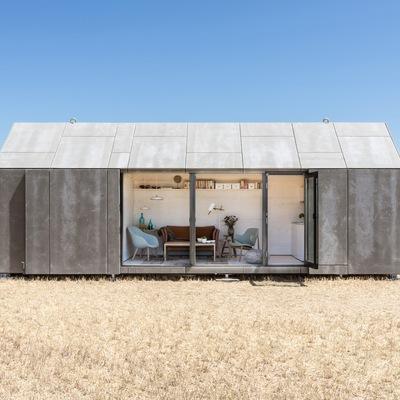 8 Casas de campo pequeñas y sorprendentes